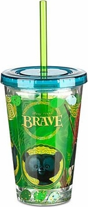 Disney / Pixar BRAVE Movie Exclusive Tumbler with Straw