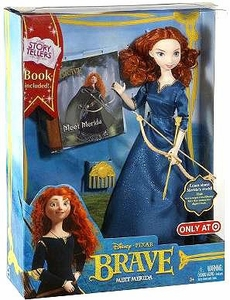 Disney / Pixar BRAVE Movie Exclusive Doll Meet Merida