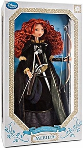 Disney / Pixar BRAVE Exclusive Limited Edition 18 Inch Deluxe Doll Merida Only 7,000 Made!