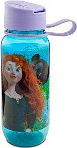 Disney / Pixar BRAVE Movie Exclusive Plastic Water Bottle