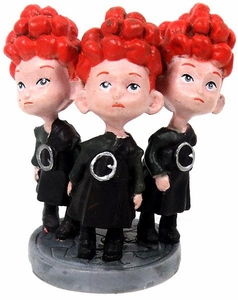 Disney / Pixar BRAVE Movie Exclusive Deluxe LOOSE PVC Figurine Triplet Boys [Harris, Hubert & Hamish]
