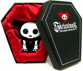 Skelanimal Toynami 2007 Comic-Con Limited Edition Exclusive (Only 200 Made!) Flocked Dax [Dog]