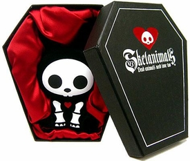 Skelanimal Toynami 2007 Comic-Con Limited Edition Exclusive (Only 200 Made!) Flocked Jack [Rabbit]