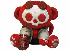 Skelanimals Toynami 2009 SDCC San Diego Comic-Con Limited Edition Plush Figure Hellboy Marcy