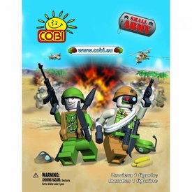 COBI Blocks Small Army Single Figure Series 1 Mystery Pack