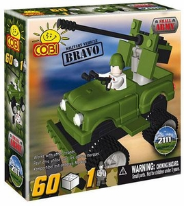 COBI Blocks Small Army #2111 Bravo