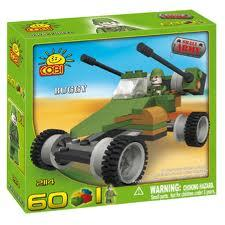 COBI Blocks Small Army #2114 Buggy