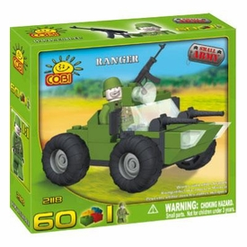 COBI Blocks Small Army #2118 Ranger