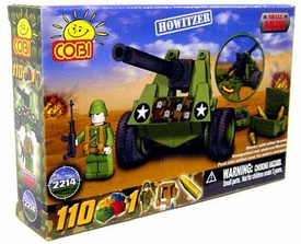 COBI Blocks Small Army #2214 Howitzer