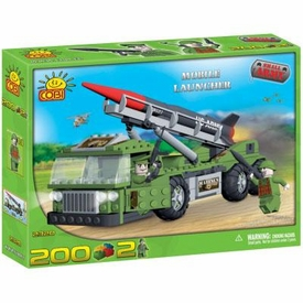 COBI Blocks Small Army #2320 Mobile Launcher