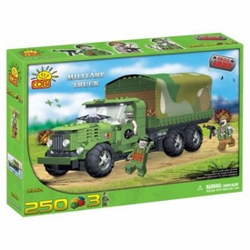 COBI Blocks Small Army #2352 Military Truck