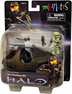 Halo Minimates Vehicle M12 Warthog LRV
