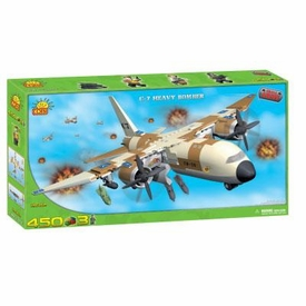COBI Blocks Small Army #2602 C-7 Heavy Bomber