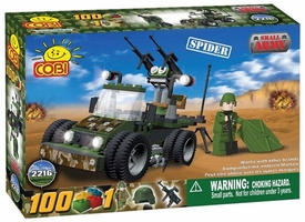 COBI Blocks Small Army #2216 Spider