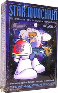 Board Game  Star Munchkin Munchkins in Space
