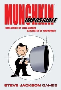Board Game Munchkin Impossible