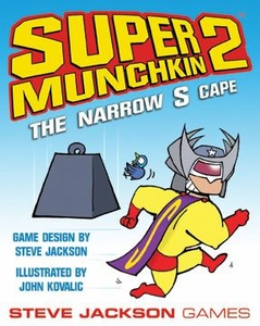Board Game Super Munchkin 2: the Narrow S-Cape