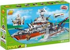 COBI Blocks Small Army #4702 Battlecruiser