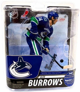 McFarlane Toys NHL Sports Picks Series 29 Action Figure Alex Burrows (Vancouver Canucks)