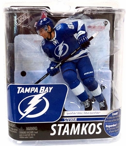 McFarlane Toys NHL Sports Picks Series 29 Action Figure Steven Stamkos (Tampa Bay Lightning) Blue Uniform