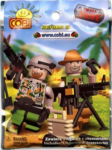 COBI Blocks Small Army Single Figure Series 3 Mystery Pack