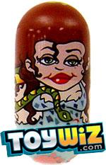 Mighty Beanz Series 3 Rare Jungle Single #152 Jungle Jill Bean