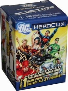 Justice League New 52 HeroClix Gravity Feed Pack [1 Figure]