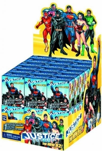 Justice League New 52 HeroClix Gravity Feed Box [24 Packs]