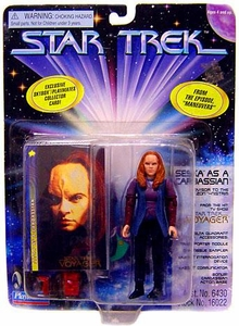 Star Trek: The Next Generation Playmates Action Figure Seska as Cardassian