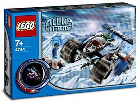 LEGO Alpha Team Set #4744 Tundra Tracker