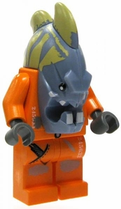 LEGO Space Police LOOSE Mini Figure Jawson