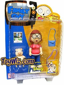Family Guy Mezco Series 2 Action Figure Meg Griffin