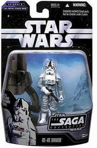 Star Wars Saga 2006 Basic Action Figure #09 AT-AT Driver