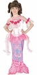 Barbie Kids Costume Barbie Deluxe Elina Mermaid (Child-Small Size) #882345