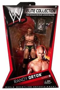 Mattel WWE Wrestling Elite Series 9 Action Figure Randy Orton