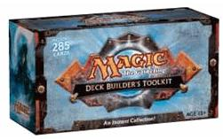 Magic the Gathering Card Game Japanese Language Deck Builders Toolkit [2010 Edition]