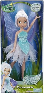 Disney Fairies Secret of the Wings Winter Fashion 9 Inch Figure Periwinkle