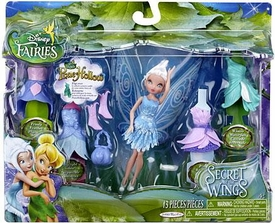 Disney Fairies Secret of the Wings Playset Periwinkle's Frosty Fashions