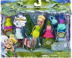 Disney Fairies Secret of the Wings Playset Tink's Spring Fashions