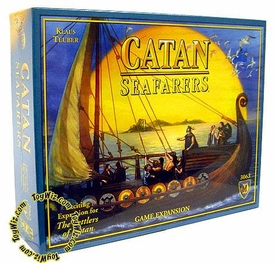 Board Game The Seafarers of Catan [4th Edition]