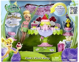 Disney Fairies Secret of the Wings Playset Tink's Pixie Party