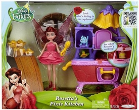 Disney Fairies Secret of the Wings Playset Rosetta's Pixie Kitchen