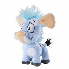 Neopets Collector Species Series 7 Plush with Keyquest Code Cloud Moehog