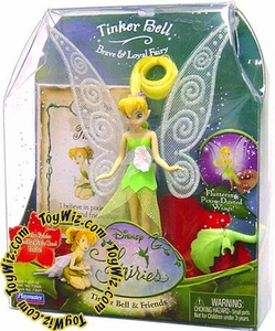 Disney Fairies Movie Tinkerbell & Friends Mini Figure Tinker Bell