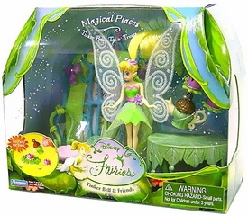 Disney Fairies Movie Tinkerbell & Friends Magical Places Tinker Bell's Tea n' Treats