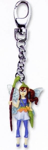 Disney Fairies Movie Keyring Keychain Bess