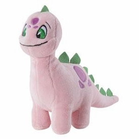 Neopets Collector Species Series 7 Plush with Keyquest Code Pink Chomby
