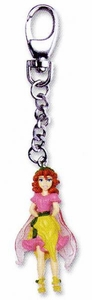 Disney Fairies Movie Keyring Keychain Prilla