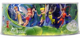 Disney Fairies Movie Exclusive Mini PVC Figure Collector Set