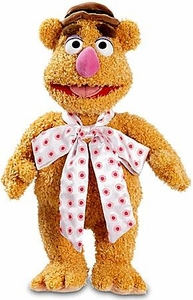 The Muppets Exclusive 15 Inch Deluxe Plush Figure Fozzie Bear